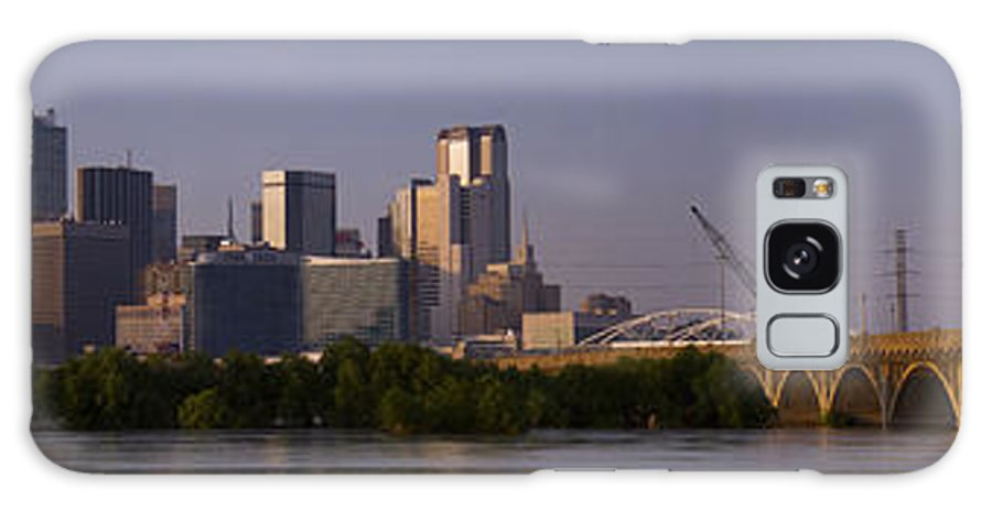 Dallas Galaxy S8 Case featuring the photograph Trinity River Dallas 3 by Debby Richards