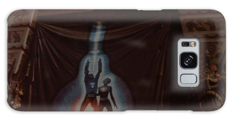 Grumanns Chinese Theater Galaxy S8 Case featuring the photograph Tron by Rob Hans
