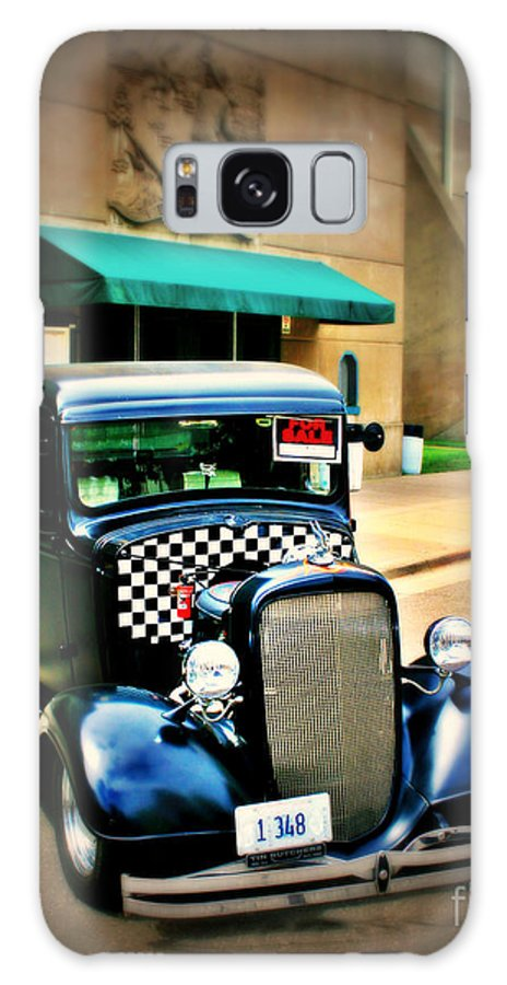 Truck Galaxy S8 Case featuring the photograph Truck For Sale by Perry Webster