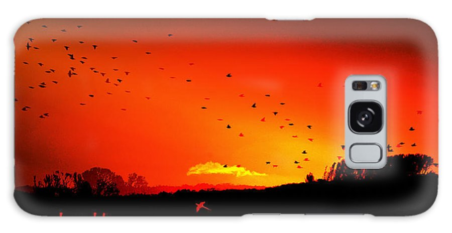 Landscape Galaxy S8 Case featuring the photograph Truth by Holly Kempe