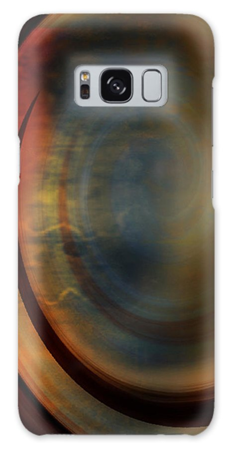 Tuscan 2 Galaxy S8 Case featuring the painting Tuscan 2 by Jill English