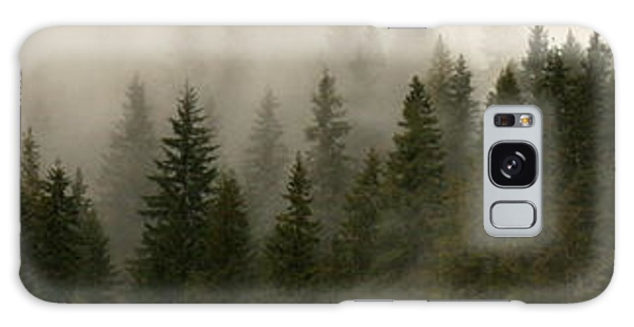 Forks Galaxy S8 Case featuring the photograph Twilight Mist by Carol Groenen