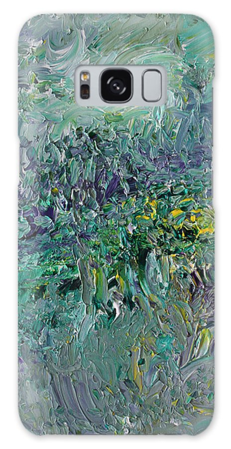Fusionart Galaxy S8 Case featuring the painting Blind Giverny by Ralph White
