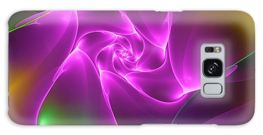 Digital Painting Galaxy S8 Case featuring the digital art Untitled 4-06-10 by David Lane