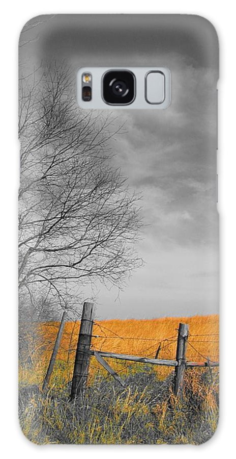 Landscape Galaxy Case featuring the photograph Untitled by Dylan Punke