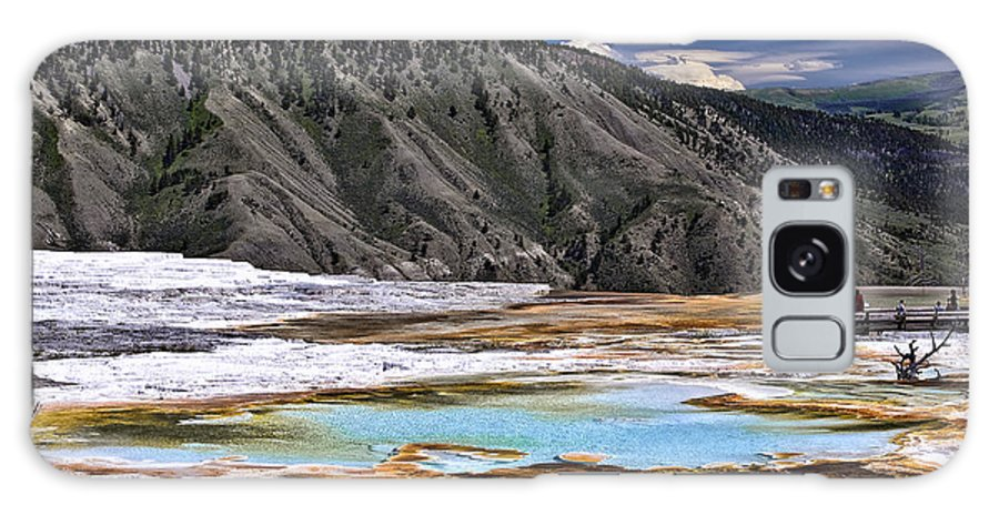 Nature Galaxy S8 Case featuring the photograph Untitled by John K Sampson