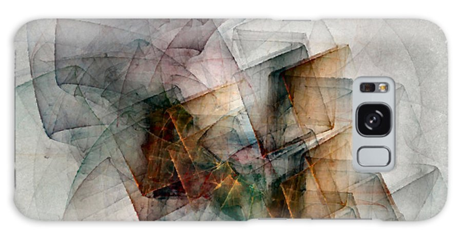 Study Galaxy S8 Case featuring the digital art Untitled Study No. 705 by NirvanaBlues