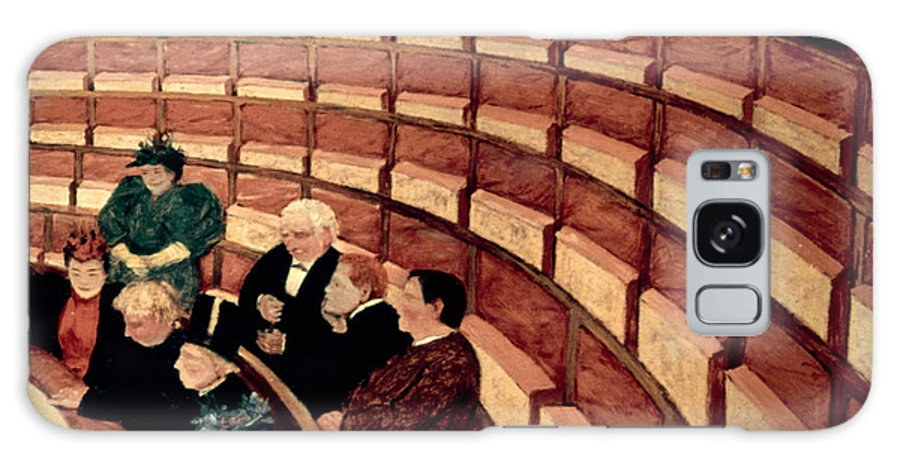 1895 Galaxy S8 Case featuring the photograph Vallotton: Gallery, 1895 by Granger