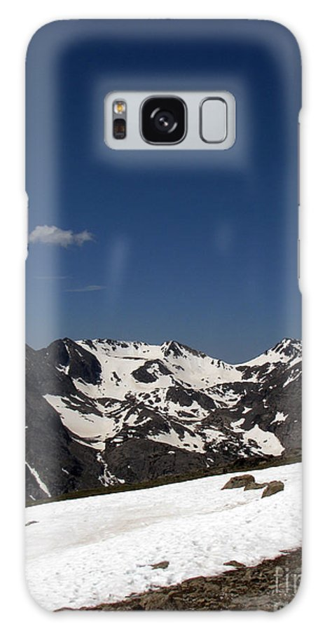 Colorado Galaxy S8 Case featuring the photograph Vast Mother by Amanda Barcon