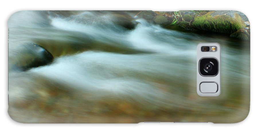 River Galaxy S8 Case featuring the photograph Velvet River by Idaho Scenic Images Linda Lantzy
