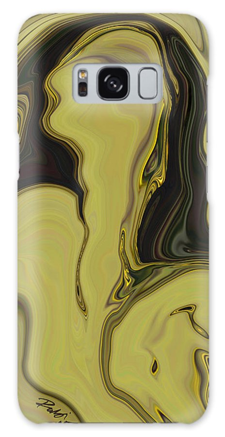 Art Galaxy Case featuring the digital art Venus by Rabi Khan