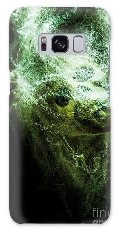 Skull Galaxy S8 Case featuring the photograph Victim Of Prey by Jorgo Photography - Wall Art Gallery