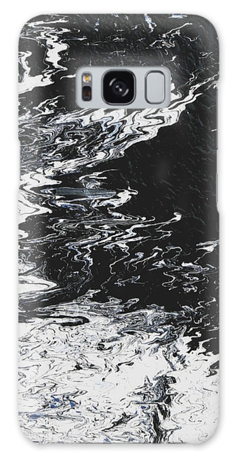 Fusionart Galaxy S8 Case featuring the painting Victory by Ralph White
