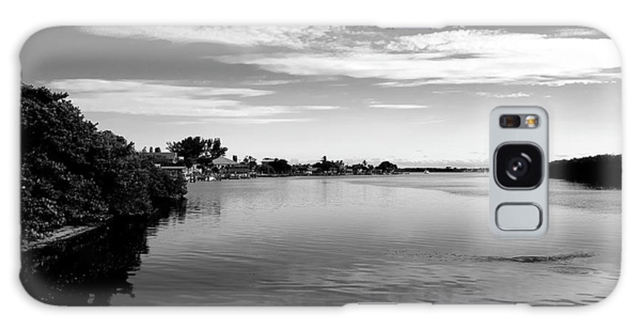 Photo For Sale Galaxy S8 Case featuring the photograph View Of Lemon Bay by Robert Wilder Jr