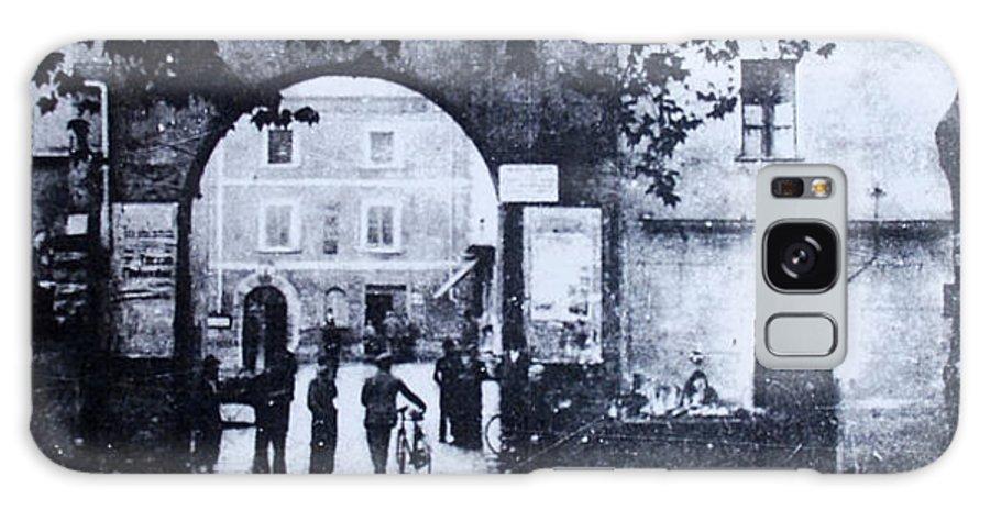 Tuscany Galaxy Case featuring the photograph Villafranca by Kurt Hausmann