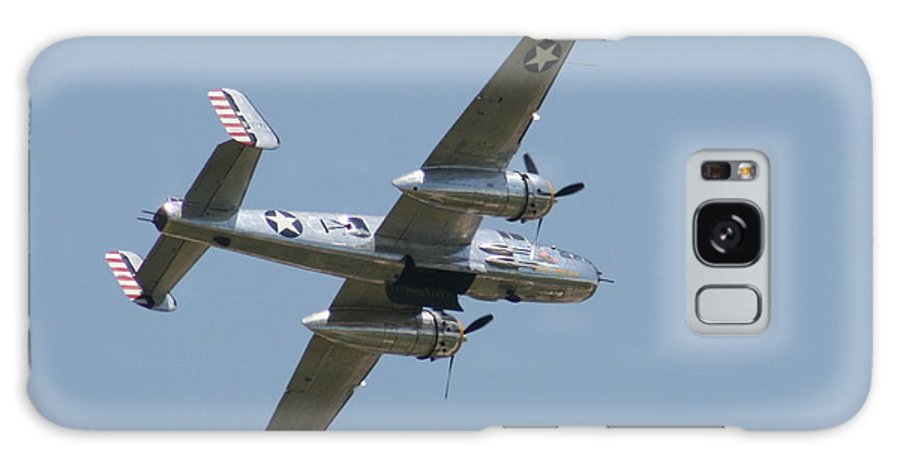 Air Galaxy S8 Case featuring the photograph Wafb 09 B25 Mitchell Bomber 2 by David Dunham