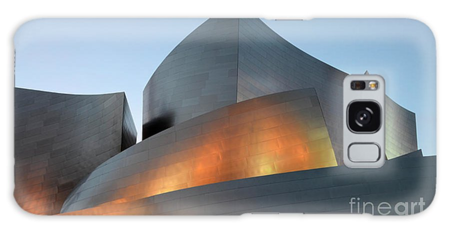 Disney Galaxy S8 Case featuring the photograph Walt Disney Concert Hall 19 by Bob Christopher