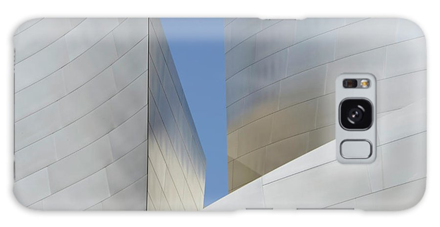 Disney Galaxy S8 Case featuring the photograph Walt Disney Concert Hall 22 by Bob Christopher
