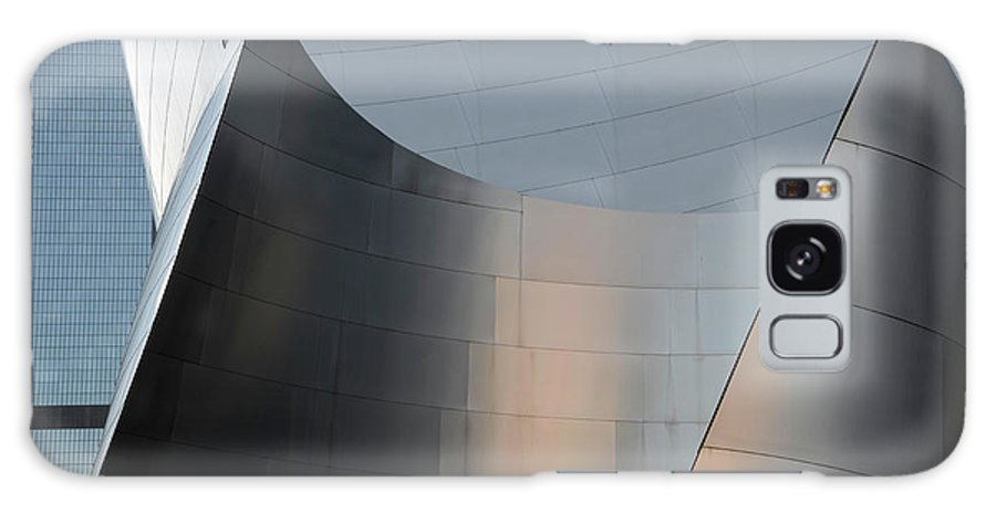 Disney Galaxy S8 Case featuring the photograph Walt Disney Concert Hall 23 by Bob Christopher