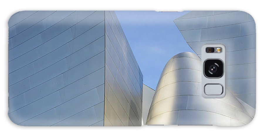 Disney Galaxy S8 Case featuring the photograph Walt Disney Concert Hall 7 by Bob Christopher
