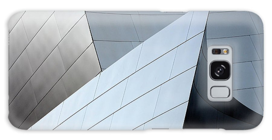 Disney Galaxy S8 Case featuring the photograph Walt Disney Concert Hall 9 by Bob Christopher
