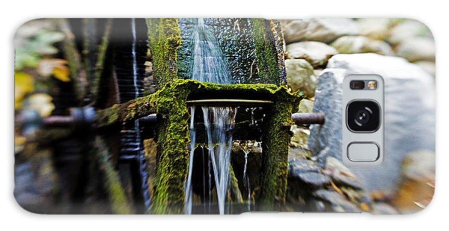 Water Wheel Galaxy S8 Case featuring the photograph Water Wheel by Scott Pellegrin