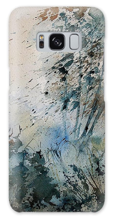 Tree Galaxy S8 Case featuring the painting Watercolor 148708 by Pol Ledent