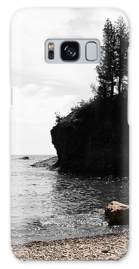 Water Galaxy Case featuring the photograph Water's Edge by Dylan Punke