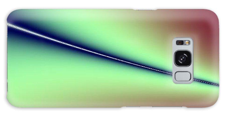 Digital Art Galaxy S8 Case featuring the digital art Way Out I by Dragica Micki Fortuna