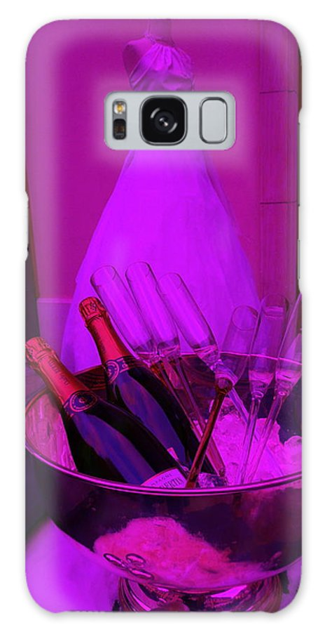Urban Galaxy Case featuring the photograph Wedding Party by Funkpix Photo Hunter