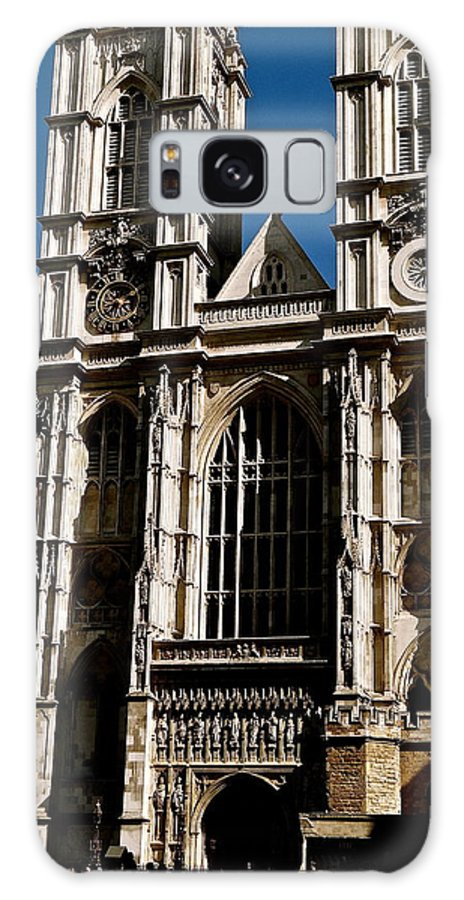 Westminster Abbey Galaxy S8 Case featuring the photograph Westminster Abbey by Ira Shander