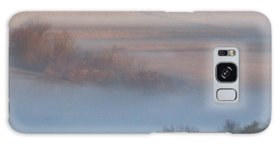 Nature Galaxy S8 Case featuring the photograph What Lives In The Mist by Robert Margetts