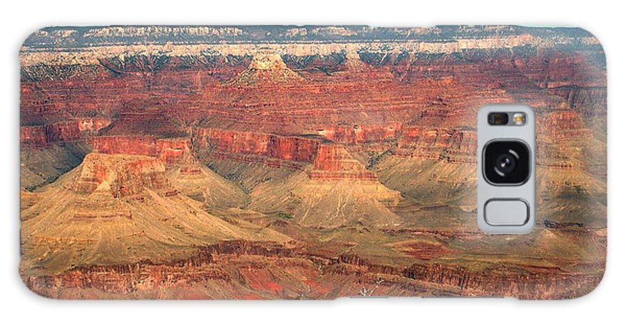 Grand Canyon Galaxy S8 Case featuring the photograph Whata View by Shelley Jones