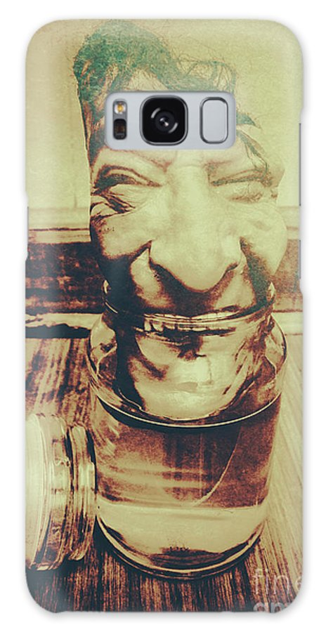 Horror Galaxy S8 Case featuring the photograph When The Monsters Come Out To Play by Jorgo Photography - Wall Art Gallery