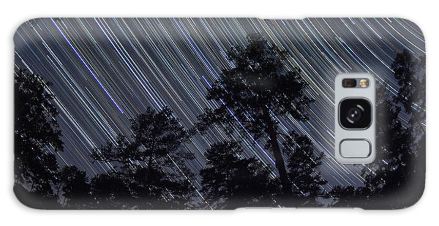 Pine Trees Galaxy S8 Case featuring the photograph While You Were Sleeping by Dan Wells