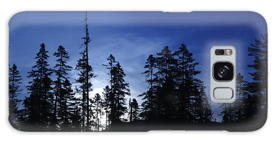 White Mountain National Forest Galaxy S8 Case featuring the photograph White Mountain National Forest - New Hampshire by Erin Paul Donovan