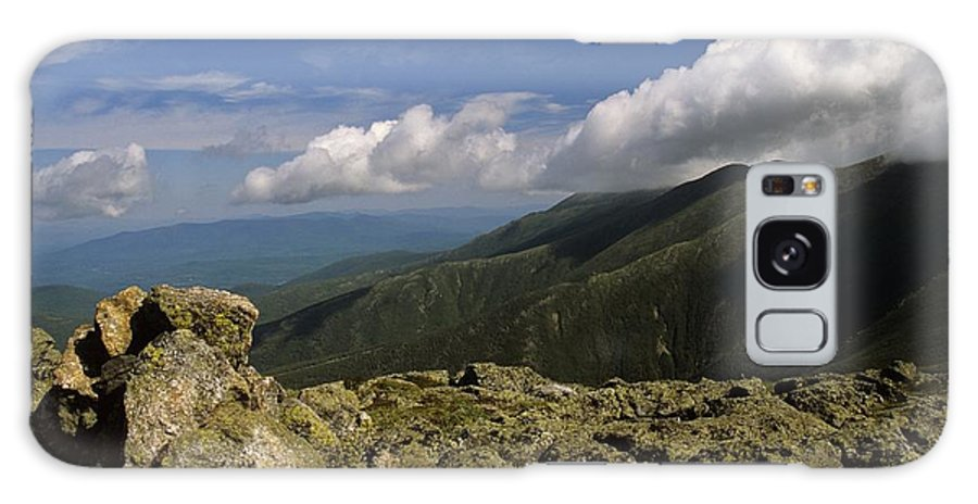 Appalachian Trail Galaxy Case featuring the photograph White Mountain National Forest - New Hampshire Usa by Erin Paul Donovan