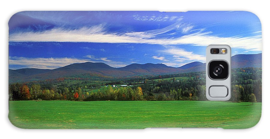 New Hampshire Galaxy S8 Case featuring the photograph White Mountains From Route 2 by John Burk