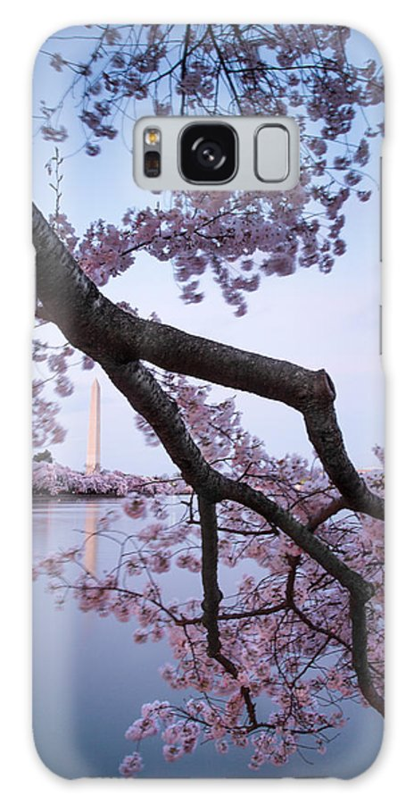 Galaxy S8 Case featuring the photograph Wind Blossoms by Joshua Lebenson