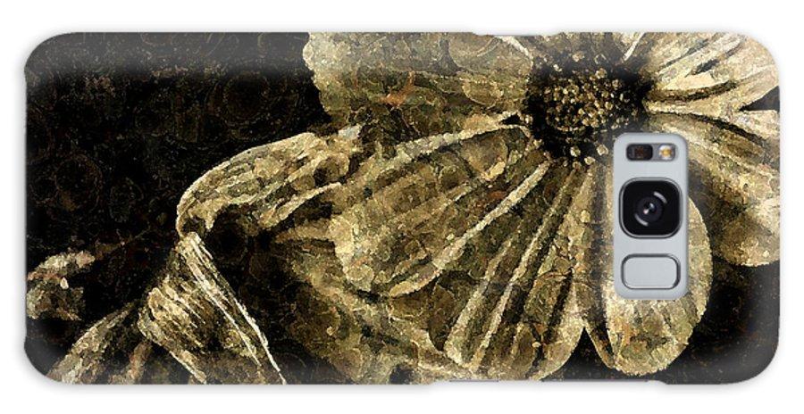 Digital Art Galaxy S8 Case featuring the photograph Windblown by Bonnie Bruno