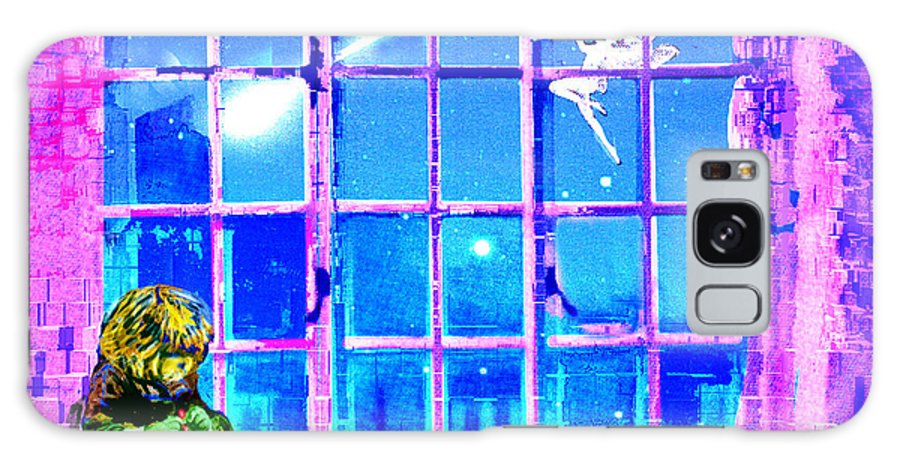 Window Of Dreams Galaxy S8 Case featuring the digital art Window Of Dreams by Seth Weaver