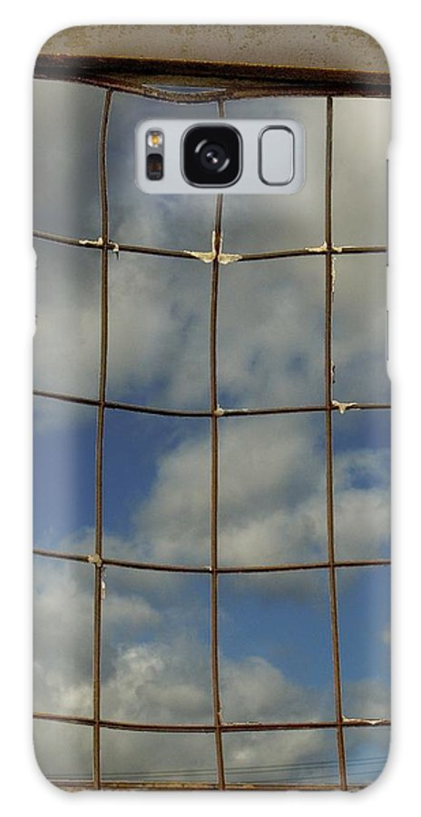 Window Galaxy S8 Case featuring the photograph Window by Sara Stevenson