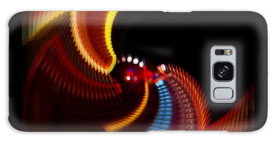 Chaos Galaxy S8 Case featuring the photograph Wings by Charles Stuart