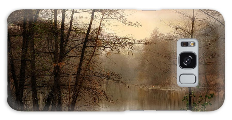 Winter Galaxy S8 Case featuring the photograph Winter Haze by Jessica Jenney