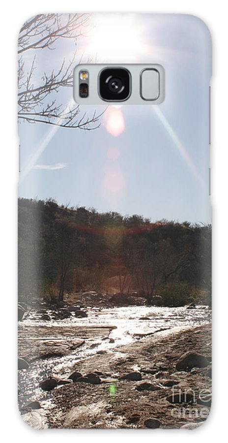 Winter Galaxy S8 Case featuring the photograph Winter Light by Nadine Rippelmeyer