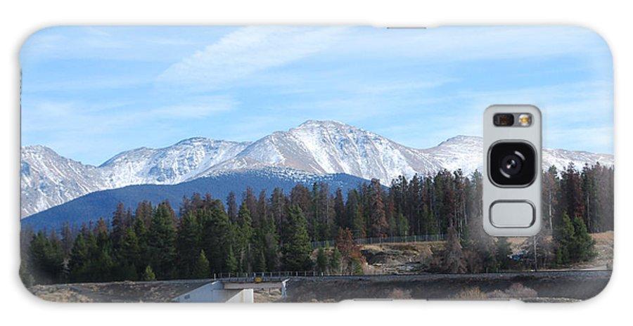 Colorado Galaxy Case featuring the photograph Winter Park Colorado by Margaret Fortunato