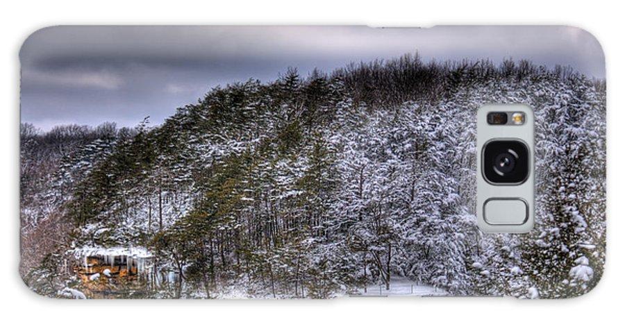 Cumberland Galaxy S8 Case featuring the photograph Winter Snow Storm by Douglas Barnett