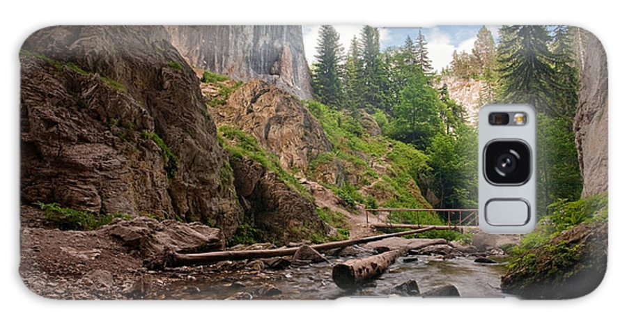 Mountain Galaxy S8 Case featuring the photograph Wonderful Bridges by Evgeni Dinev