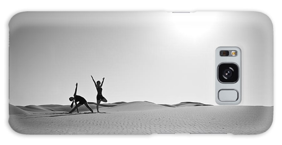 Yoga Galaxy S8 Case featuring the photograph Yoga Landscape by Scott Sawyer