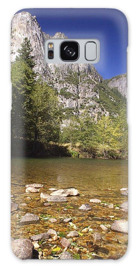 California Galaxy S8 Case featuring the photograph Yosemite Valley by Amanda Kiplinger